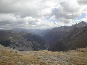 El Valle de Pineta desde su Balcón.